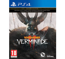 Warhammer: Vermintide 2 - Deluxe Edition (PS4) - 8023171043654