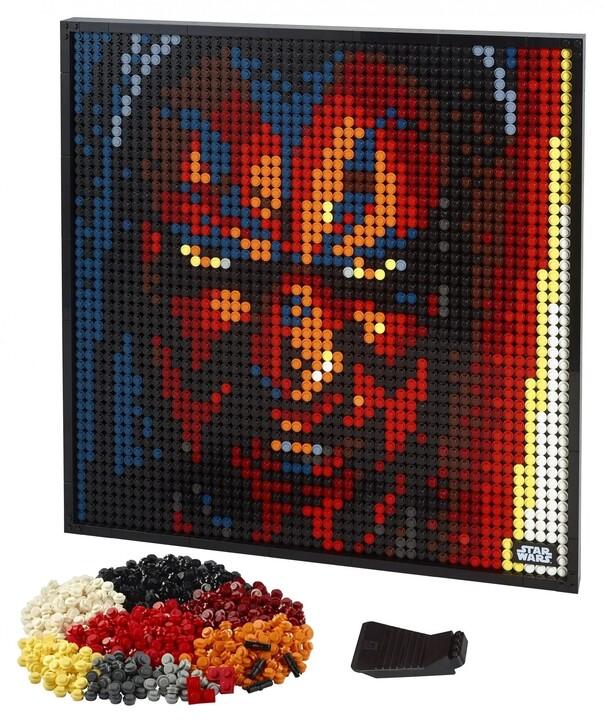 LEGO Art 31200 Star Wars – Sith