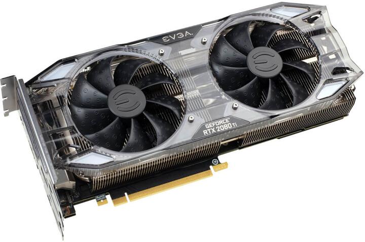EVGA GeForce RTX 2080 Ti XC ULTRA GAMING, 11GB GDDR6