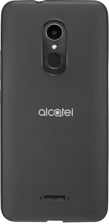 ALCATEL 3C Soft Case, Black, SH5026