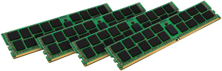 Kingston Server 64GB (4x16GB) DDR4 2133 Reg ECC