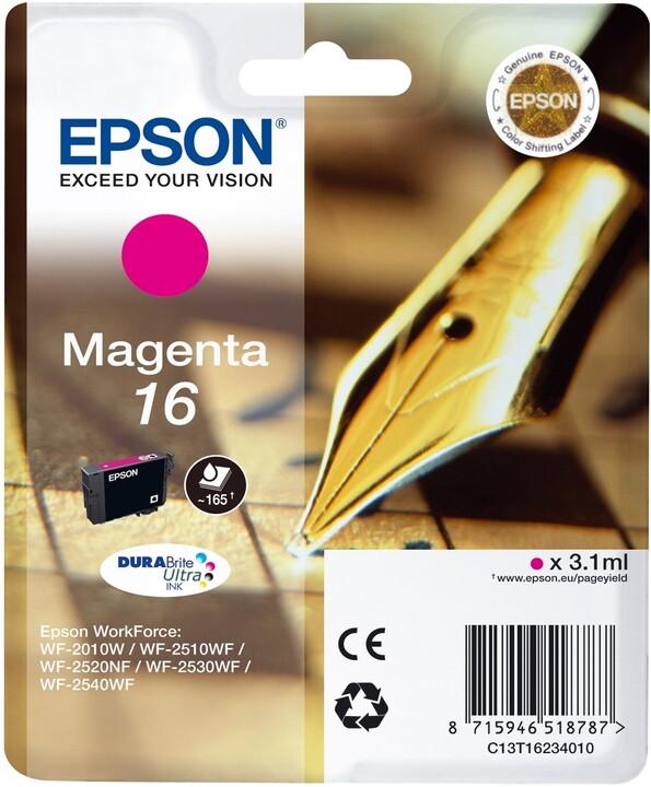 Epson C13T16234010, magenta