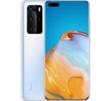 Huawei P40 Pro, 8GB/256GB, White - SP-P40P256DSWOM