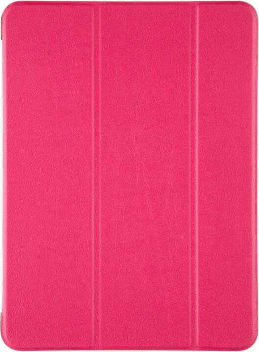 Tactical flipové pouzdro Tri Fold pro Samsung Galaxy TAB A 8 (T290/T295 ), růžová