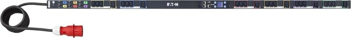 Eaton ePDU, Řízené 0U, In: IEC 60309 32A 3P - Out: 18x IEC C13 + 6x IEC C19