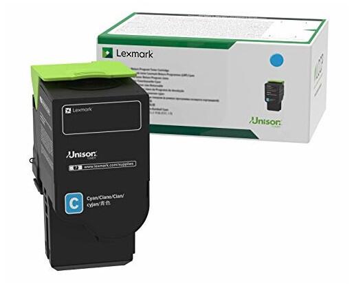 Lexmark C2320C0, azurová