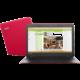 Lenovo IdeaPad 100S-14IBR, červená  + Voucher až na 3 měsíce HBO GO jako dárek (max 1 ks na objednávku)