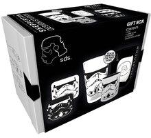 Dárkový set Star Wars - Original Stormtrooper (hrnek, sklenice, podtácky) - 5028486419524