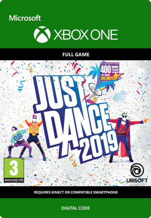 Just Dance 2019: Standard Edition (Xbox ONE) - elektronicky