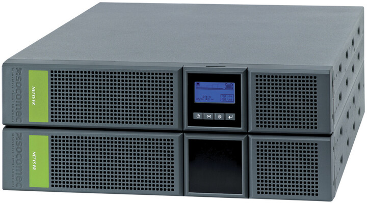 Socomec batery modul pro NeTYS RT 5000 a 7000 VA