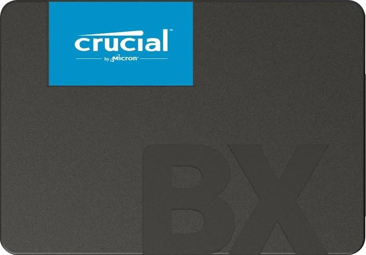 "Crucial BX500, 2,5"" - 1TB"