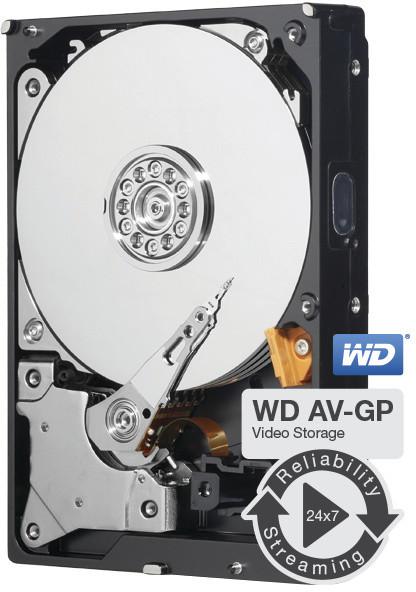 WD AV-GP DS - 1TB