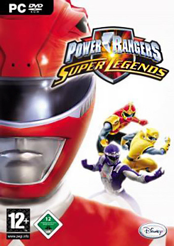 Power Rangers: Super Legends - PC