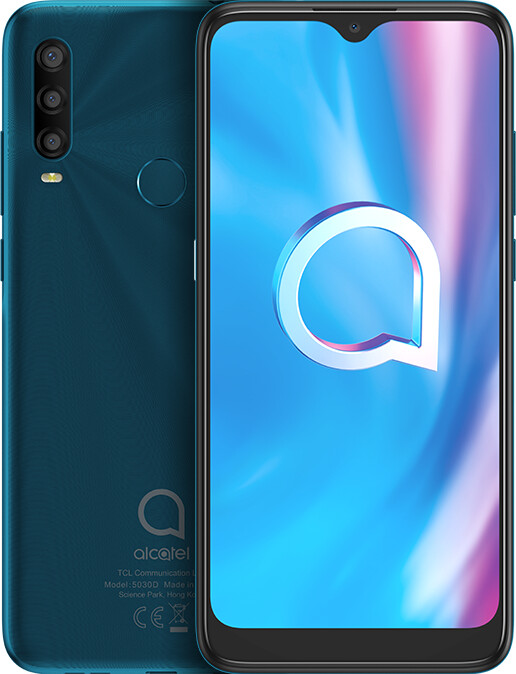 Alcatel 1SE 2020 (5030F), 4GB/64GB, Agate Green