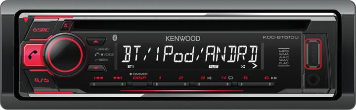 Kenwood KDC-BT510U