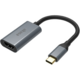 Akasa adaptér USB Type-C na HDMI, 18 cm
