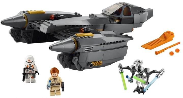 LEGO Star Wars™ 75286 Stíhačka generála Grievouse