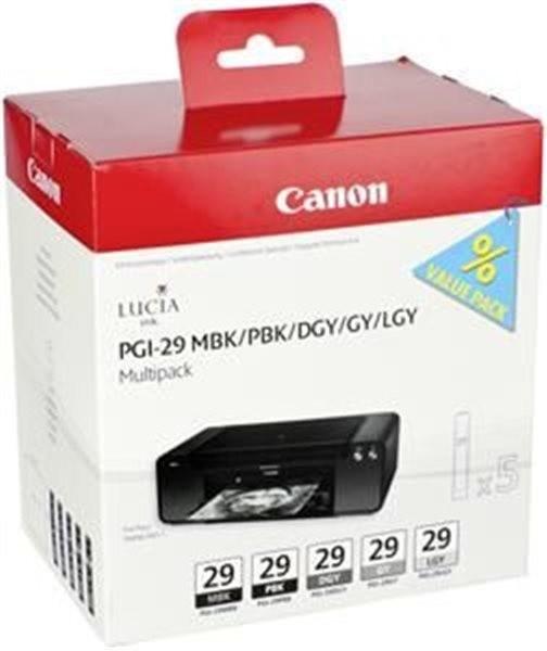 Canon PGI-29, multipack