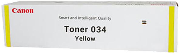 Canon 034, žlutá