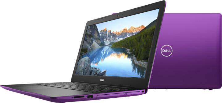 Dell Inspiron 15 (3580), fialová