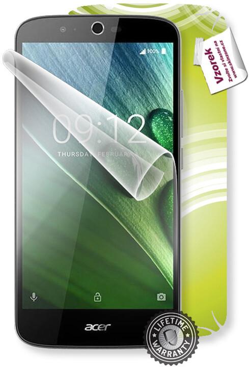 ScreenShield fólie na displej + skin voucher (vč. popl. za dopr.) pro Acer Liquid Zest Plus T08