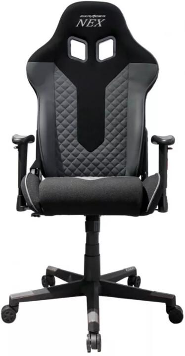 DXRacer Nex EC/OK01/NG, černá/šedá