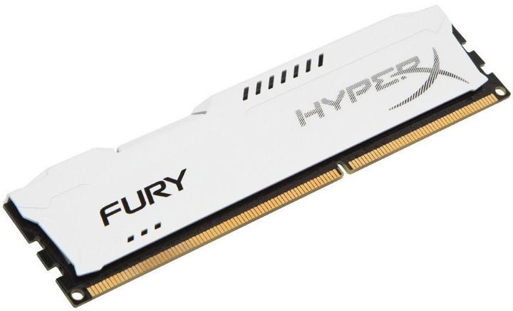 HyperX Fury White 16GB DDR4 3466
