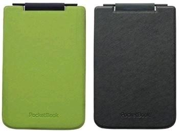 PocketBook pouzdro pro 624/626, Flipper, černozelená
