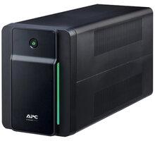APC Back-UPS 1600VA, 900W, FR Elektronické předplatné časopisu Reflex a novin E15 na půl roku v hodnotě 1518 Kč