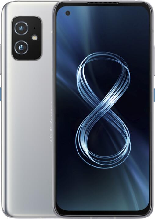 Asus Zenfone 8, 16GB/256GB, Silver