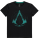Tričko Assassins Creed: Valhalla - Crest Grid (XL)
