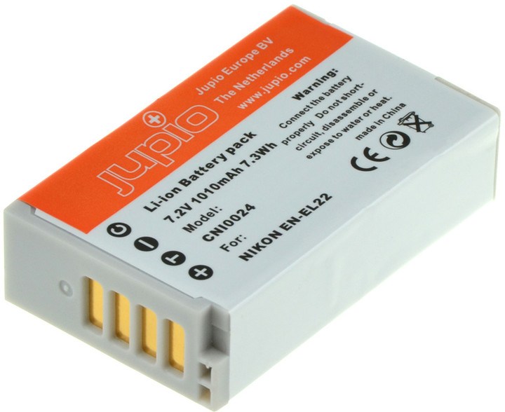 Jupio EN-EL22 akumulátor pro Nikon