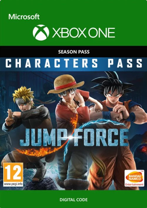 Jump Force: Character Pass (Xbox ONE) - elektronicky