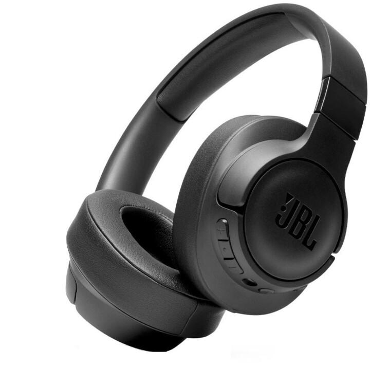 JBL Tune 750BTNC, černá