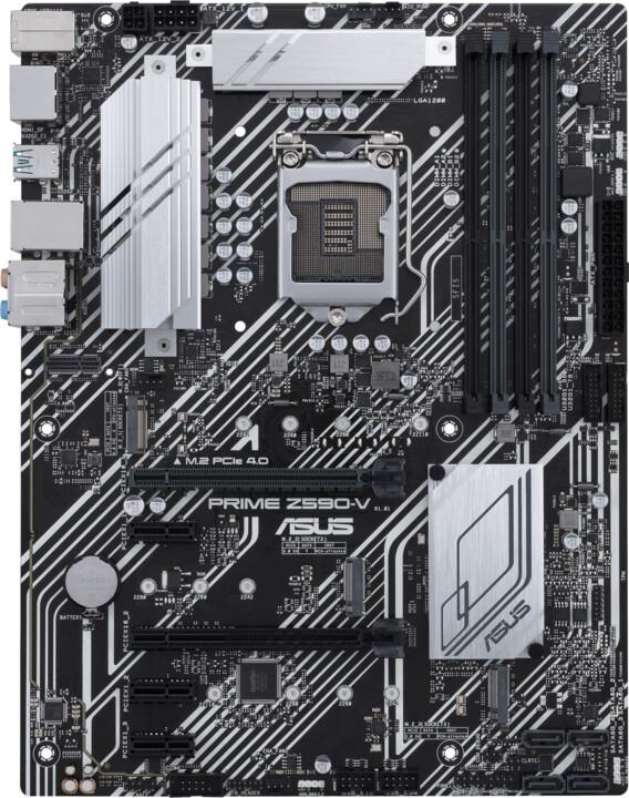 ASUS PRIME Z590-V - Intel Z590