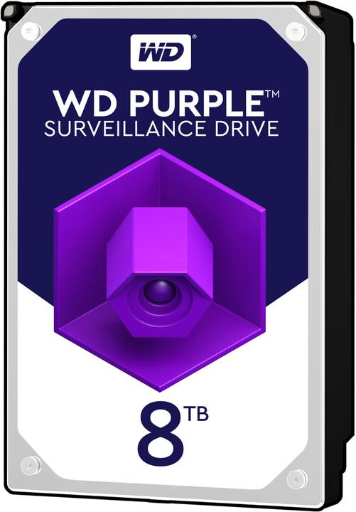 WD Purple (PURX) - 8TB