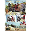 Komiks Deadpool: Drákulova výzva, Marvel