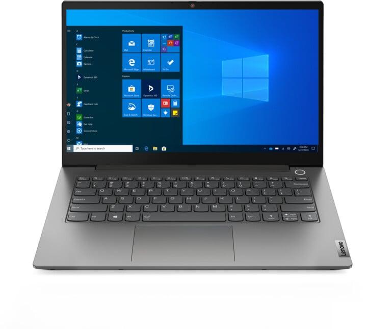 Lenovo ThinkBook 14 G2 ITL, šedá