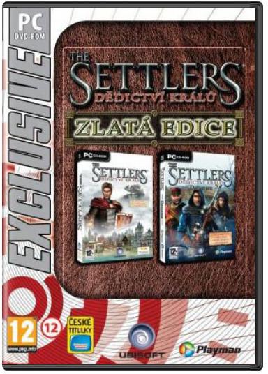 The Settlers V: Dědictví králů - Zlatá edice (PC)