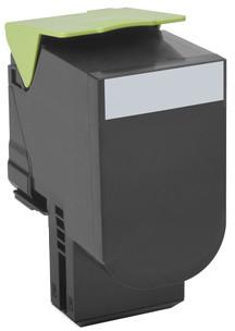 Lexmark 80C20K0, černá, return