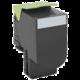 Lexmark 80C20K0, černá, return O2 TV Sport Pack na 3 měsíce (max. 1x na objednávku)