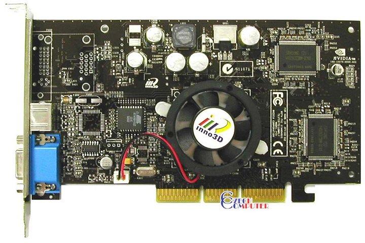Inno3D GeForce4 MX440 64MB