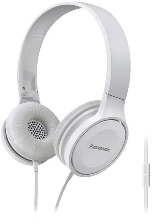 Panasonic RP-HF100ME, bílá