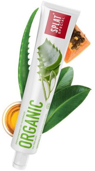 Zubní pasta SPLAT Organic, 75 ml