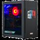 HAL3000 Mega Gamer MČR SE, černá  + Herní set Genius GX Gaming v hodnotě 849 Kč