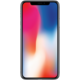 Apple iPhone X, 256GB, stříbrná