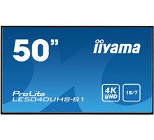 "iiyama LE5040UHS-B1 - LED monitor 50"""