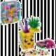 LEGO® DOTS 41906 Stojánek na tužky ve tvaru ananasu