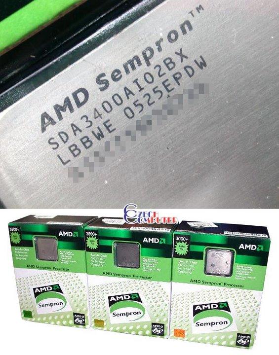 AMD Sempron 64 3500+ BOX, 754
