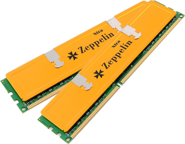 Evolveo Zeppelin GOLD 2GB DDR3 1333